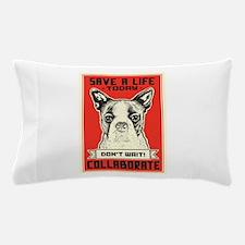Save A Life Pillow Case