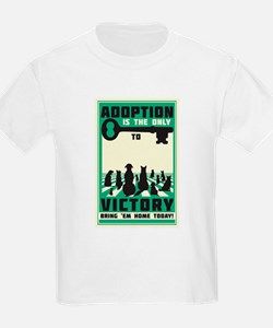 The Key To Victory T-Shirt
