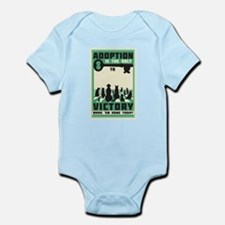 The Key To Victory Infant Bodysuit