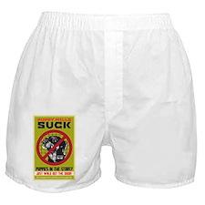 Puppy Mills Suck Boxer Shorts