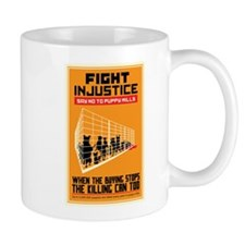 Fight Injustice Mug