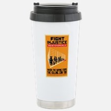 Fight Injustice Travel Mug