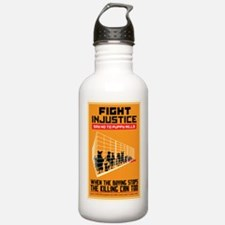 Fight Injustice Water Bottle