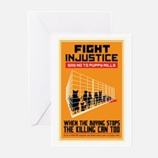 Fight Injustice Greeting Cards (Pk of 20)