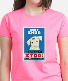 Say No To Puppy Mills Tee