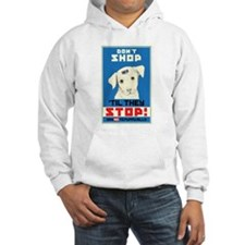 Say No To Puppy Mills Hoodie
