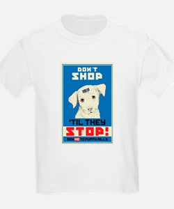 Say No To Puppy Mills T-Shirt