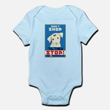 Say No To Puppy Mills Infant Bodysuit
