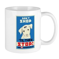 Say No To Puppy Mills Mug