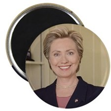 Sen. Hillary Rodham Clinton Magnet