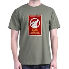 Stop Puppy Milling T-Shirt