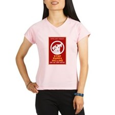 Stop Puppy Milling Performance Dry T-Shirt