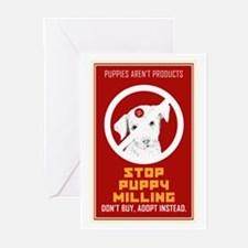 Stop Puppy Milling Greeting Cards (Pk of 20)