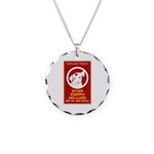 Stop Puppy Milling Necklace