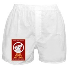 Stop Puppy Milling Boxer Shorts