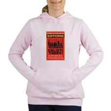 Adopt From Shelters Women's Hooded Sweatshirt