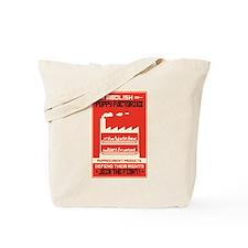 Abolish Puppy Mills Tote Bag