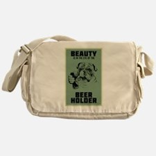 Beerholder Messenger Bag