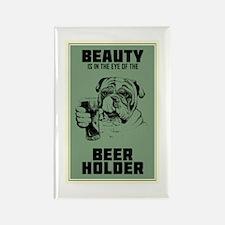 Beerholder Rectangle Magnet (10 pack)