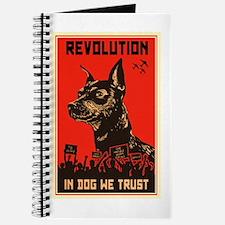 Dog Revolution Journal