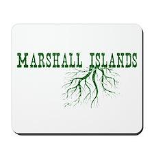 Marshall Islands Mousepad