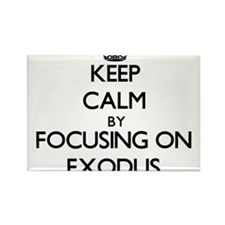 Keep Calm by focusing on EXODUS Magnets