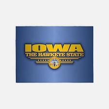 Iowa (v15) 5'x7'Area Rug