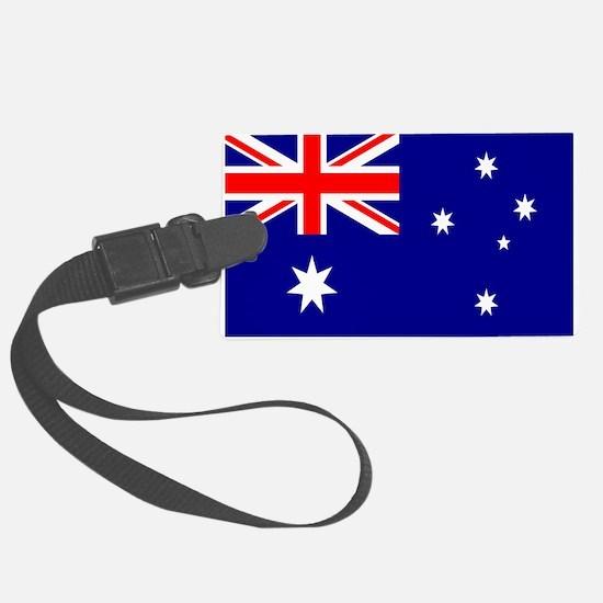 Australia Flag Luggage Tag