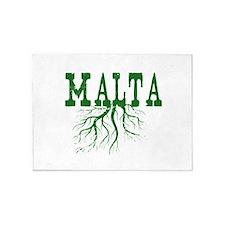 Malta Roots 5'x7'Area Rug
