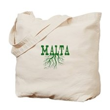 Malta Roots Tote Bag