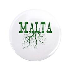 "Malta Roots 3.5"" Button"