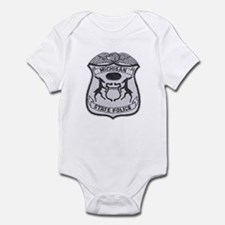 Michigan State Police Infant Bodysuit