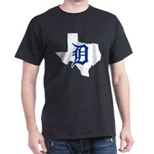 Detroit Texas - White T-Shirt