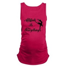 Unique Ballerinas Maternity Tank Top