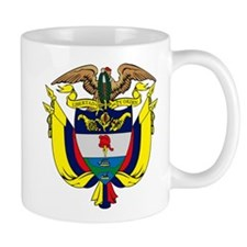 Colombia Coat of Arms Mug