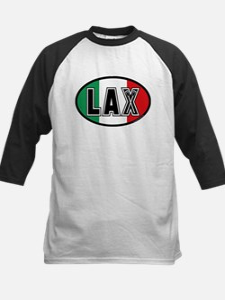 Lacrosse Italy Tee