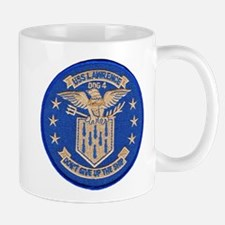 USS LAWRENCE Mug