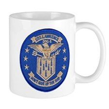 USS LAWRENCE Small Mug