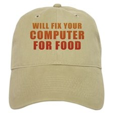 Will Fix Your Computer For Food Cap