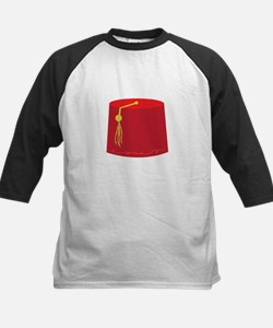 Red Tarboosh Baseball Jersey