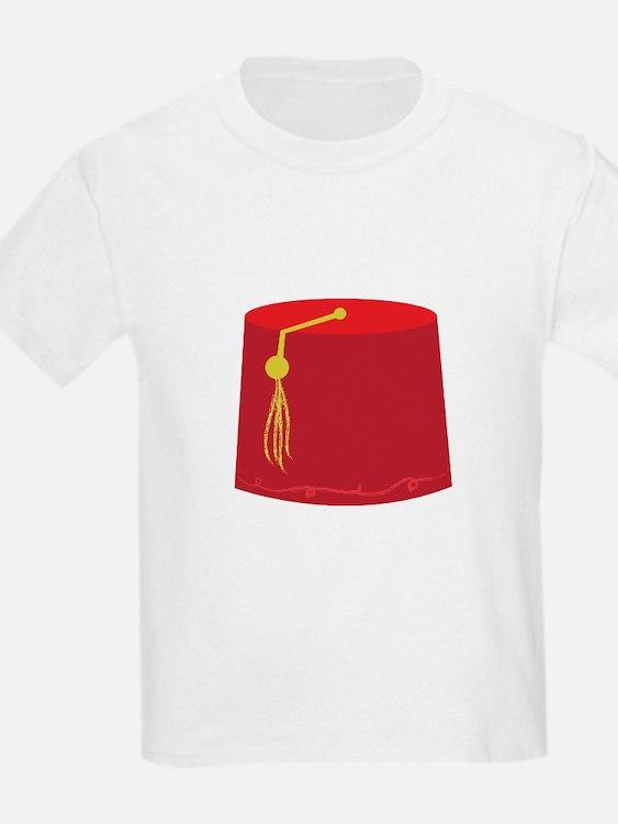 Red Tarboosh T-Shirt