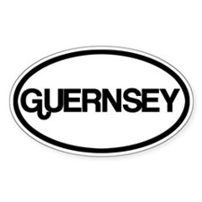 Guernsey Stickers