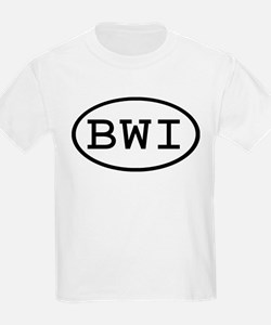 BWI Oval T-Shirt