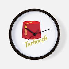 Tarboosh Wall Clock