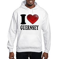 I Heart Guernsey Hoodie
