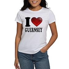 I Heart Guernsey T-Shirt