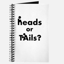 Heads Or Tails Journal