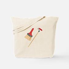 The Paint Job Tote Bag