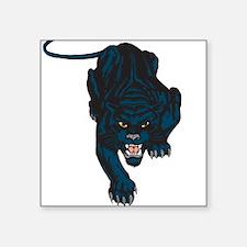 sleek-panther Sticker
