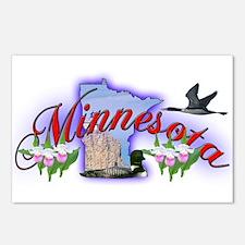 Minnesota Postcards (Package of 8)